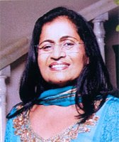Mrs. Aruna Upadhyaya, Founder Director