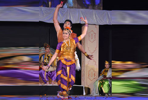 Performing Arts cps dance kathak bharatnaty