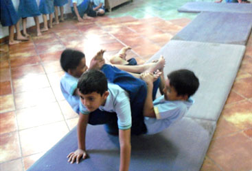 Centre Point Schools, Nagpur gymnastics