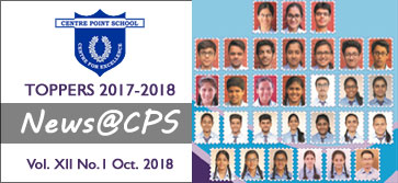 News@CPS - E-Newsletter Vol XII No.1 October 2018